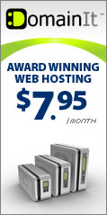 DomainIt - Award Winning Web Hosting